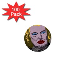 Happy Birthday Mr. President  1  Mini Buttons (100 pack)