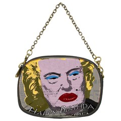 Happy Birthday Mr  President  Chain Purses (two Sides)
