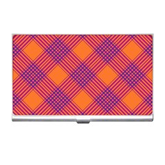 Pattern Business Card Holders