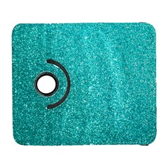 Tiffany Aqua Blue Glitter Galaxy S3 (Flip/Folio)