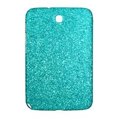 Tiffany Aqua Blue Glitter Samsung Galaxy Note 8.0 N5100 Hardshell Case