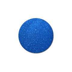 Night Sky Sparkly Blue Glitter Golf Ball Marker (10 pack)
