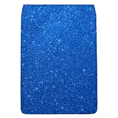 Night Sky Sparkly Blue Glitter Flap Covers (L)