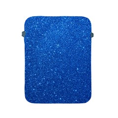 Night Sky Sparkly Blue Glitter Apple iPad 2/3/4 Protective Soft Cases