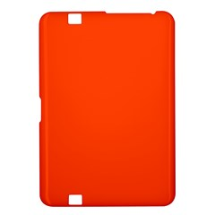 Bright Fluorescent Attack Orange Neon Kindle Fire HD 8.9