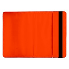 Bright Fluorescent Attack Orange Neon Samsung Galaxy Tab Pro 12.2  Flip Case