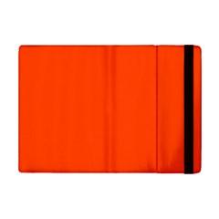 Bright Fluorescent Attack Orange Neon iPad Mini 2 Flip Cases