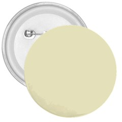 Pastel Lemon Yellow Pale Soft Meringue Yellow 3  Buttons