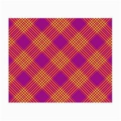 Pattern Small Glasses Cloth