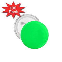 Lanai Lime Green - Acid Green 1.75  Buttons (100 pack)