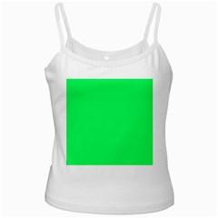 Lanai Lime Green - Acid Green Ladies Camisoles