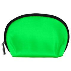 Lanai Lime Green - Acid Green Accessory Pouches (Large)