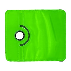 Bright Fluorescent Green Neon Galaxy S3 (Flip/Folio)