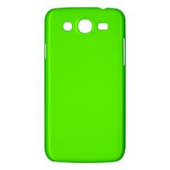 Bright Fluorescent Green Neon Samsung Galaxy Mega 5.8 I9152 Hardshell Case
