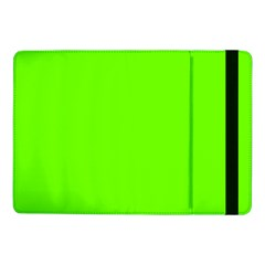 Bright Fluorescent Green Neon Samsung Galaxy Tab Pro 10.1  Flip Case