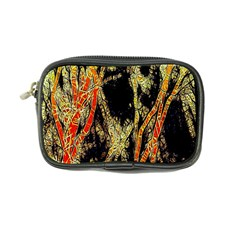 Artistic Effect Fractal Forest Background Coin Purse