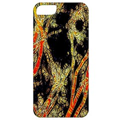 Artistic Effect Fractal Forest Background Apple iPhone 5 Classic Hardshell Case