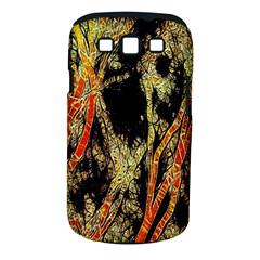 Artistic Effect Fractal Forest Background Samsung Galaxy S Iii Classic Hardshell Case (pc+silicone)