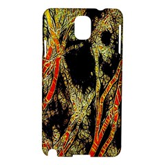 Artistic Effect Fractal Forest Background Samsung Galaxy Note 3 N9005 Hardshell Case