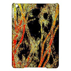 Artistic Effect Fractal Forest Background iPad Air Hardshell Cases