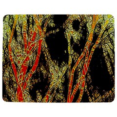 Artistic Effect Fractal Forest Background Jigsaw Puzzle Photo Stand (rectangular)