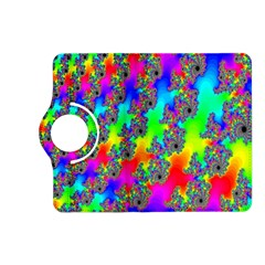 Digital Rainbow Fractal Kindle Fire HD (2013) Flip 360 Case