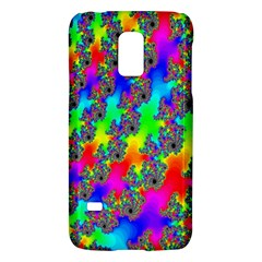 Digital Rainbow Fractal Galaxy S5 Mini