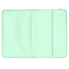 Pale Green Summermint Pastel Green Mint Samsung Galaxy Tab 7  P1000 Flip Case