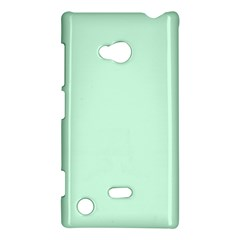 Pale Green Summermint Pastel Green Mint Nokia Lumia 720