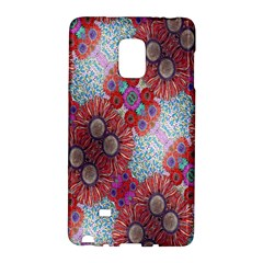 Floral Flower Wallpaper Created From Coloring Book Colorful Background Galaxy Note Edge