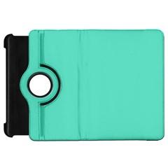 Tiffany Aqua Blue Solid Color Kindle Fire HD 7