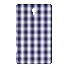 USA Flag Blue and White Gingham Checked Samsung Galaxy Tab S (8.4 ) Hardshell Case