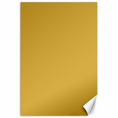 Designer Fall 2016 Color Trends-Spicy Mustard Yellow Canvas 20  x 30
