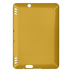 Designer Fall 2016 Color Trends-Spicy Mustard Yellow Kindle Fire HDX Hardshell Case