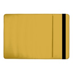 Designer Fall 2016 Color Trends-Spicy Mustard Yellow Samsung Galaxy Tab Pro 10.1  Flip Case