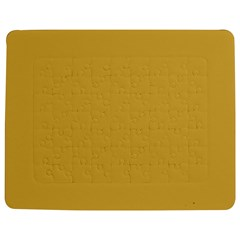 Designer Fall 2016 Color Trends Spicy Mustard Yellow Jigsaw Puzzle Photo Stand (rectangular)