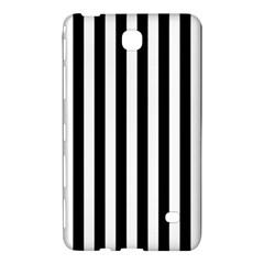 Large Black and White Cabana Stripe Samsung Galaxy Tab 4 (7 ) Hardshell Case