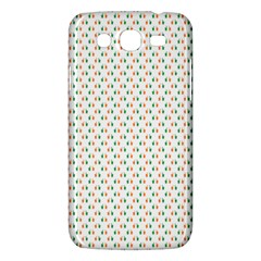 Irish Flag Green White Orange on Green St. Patrick s Day Ireland Samsung Galaxy Mega 5.8 I9152 Hardshell Case
