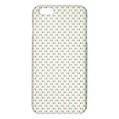 Irish Flag Green White Orange on Green St. Patrick s Day Ireland iPhone 6 Plus/6S Plus TPU Case