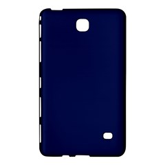 Classic Navy Blue Solid Color Samsung Galaxy Tab 4 (8 ) Hardshell Case