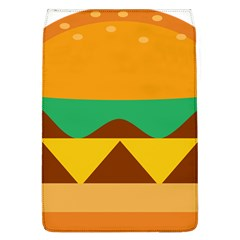 Hamburger Bread Food Cheese Flap Covers (l)