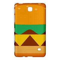 Hamburger Bread Food Cheese Samsung Galaxy Tab 4 (7 ) Hardshell Case