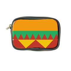 Burger Bread Food Cheese Vegetable Coin Purse