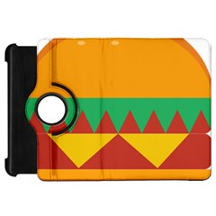 Burger Bread Food Cheese Vegetable Kindle Fire HD 7