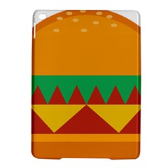 Burger Bread Food Cheese Vegetable iPad Air 2 Hardshell Cases