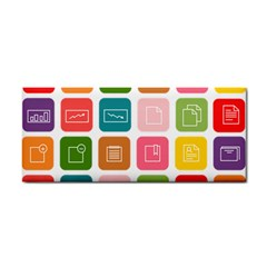 Icons Vector Cosmetic Storage Cases