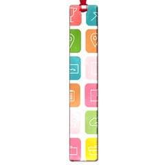 Icons Vector Large Book Marks