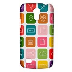 Icons Vector Galaxy S4 Mini