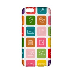 Icons Vector Apple iPhone 6/6S Hardshell Case