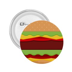 Vector Burger Time Background 2.25  Buttons